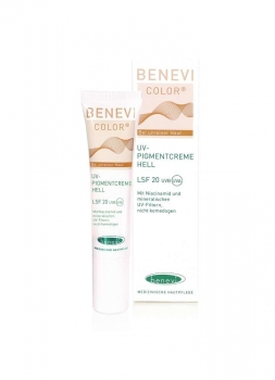BENEVI COLOR® PIGMENTCREME HELL 20ml